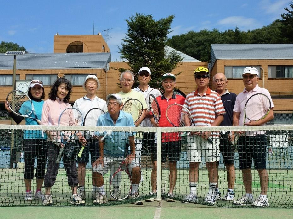 テニス同好会